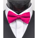 SY-BT-13028-NeonPink-Men'sBowTies2.5'PolySatinBanded-Retail$4.82