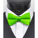SY-BT-13032-NeonGreen-Men'sBowTies2.5'PolySatinBanded-Retail$4.82