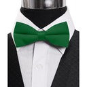 SY-BT-13037-Green-Men'sBowTies2.5'PolySatinBanded-Retail$4.82