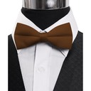 SY-BT-13042-Rust-Men'sBowTies2.5'PolySatinBanded-Retail$4.82