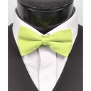 SY-BT-13043-Lime-Men'sBowTies2.5'PolySatinBanded-Retail$4.82