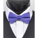 SY-BT-13020-Purple-Men'sBowTies2.5'PolySatinBanded-Retail$4.82