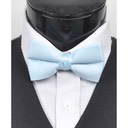 SY-BT-13023-SkyBlue-Men'sBowTies2.5'PolySatinBanded-Retail$4.82