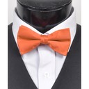 SY-BT-13030-Orange-Men'sBowTies2.5'PolySatinBanded-Retail$4.82