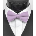 SY-BT-13039-Lavender-Men'sBowTies2.5'PolySatinBanded-Retail$4.82