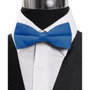 SY-BT-13041-Colbalt-Men'sBowTies2.5'PolySatinBanded-Retail$4.82